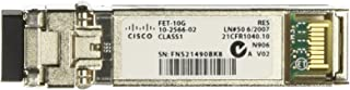 Cisco Fabric Extender Transceiver - SFP (Mini-GBIC) Transceiver Module - 10 Gigabit Ethernet (FET-10G=)