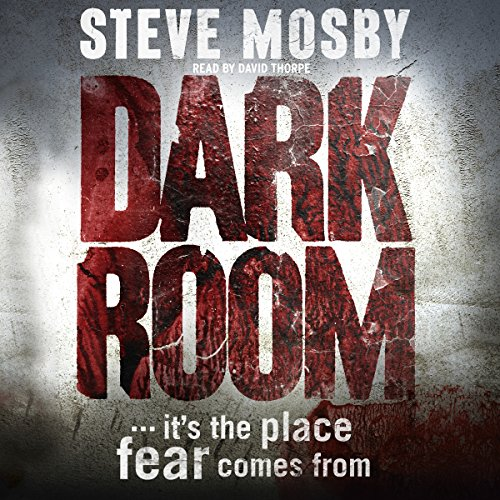 Dark Room audiobook cover art