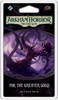 Arkham Horror: The Card Game – For the Greater Good Mythos Pack