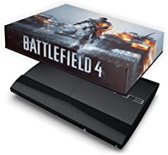 Capa Anti Poeira PS3 Super Slim - Battlefield 4