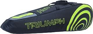 Triumph Amaze Black/Lime Badminton Kit Bag With Shoe Compartment..
