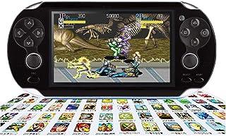 Snow forest Console de Jeu Classique 4.3 Pouces HD écran Console de Jeu rétro Portable 3000 Jeux Consoles de Jeux Portable...