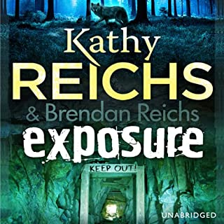 Exposure     Virals, Book 4              By:                                                                                                                                 Kathy Reichs                               Narrated by:                                                                                                                                 Brandon Reichs,                                                                                        Christin Milioti                      Length: 10 hrs and 43 mins     55 ratings     Overall 4.7