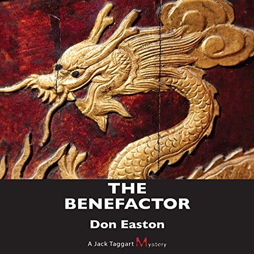 The Benefactor audiobook cover art