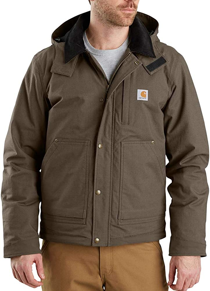 Carhartt Men's Full Swing Relaxed Fit Ripstop Insulated Jacket