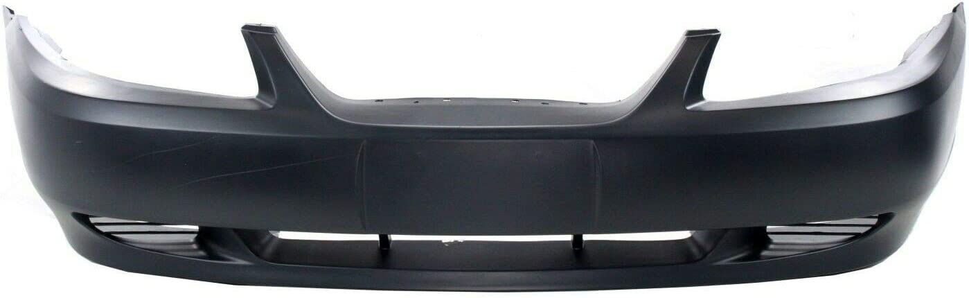 YHA Front Bumper Cover Compatible Co Long Beach Mall 1999-2004 Base with Complete Free Shipping Mustang
