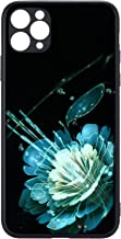 Capa de celular Zwbfu Illumination Bulit em 500 mAh Bateria Recha-rgeable ultrafina sensível ao toque/controle de som alto...