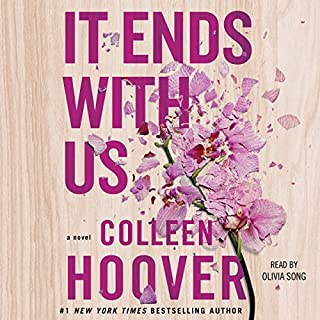 It Ends with Us audiobook cover art