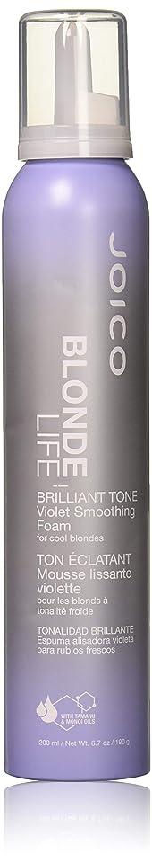 調停する無秩序国民Blonde Life ジョイコブリリアントトーンバイオレットスムージングフォーム、6.7オンス