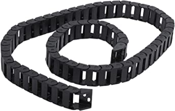 Beada 10 x 20mm 1M Open op beide kant Plastic Towline Kabel Drag Chain