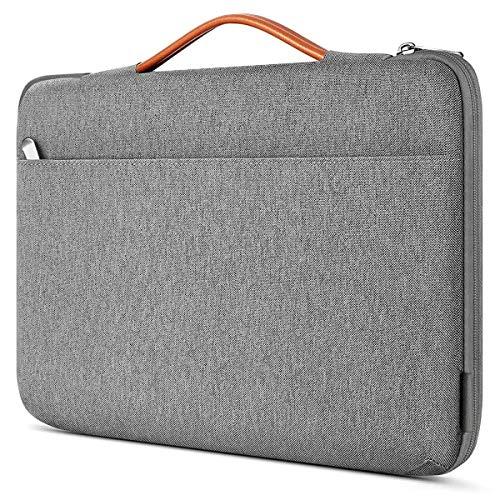 Karylax Schutzhülle (M-Hellgrau) für Notebook Microsoft Surface Book 2 15 Zoll (38,1 cm)