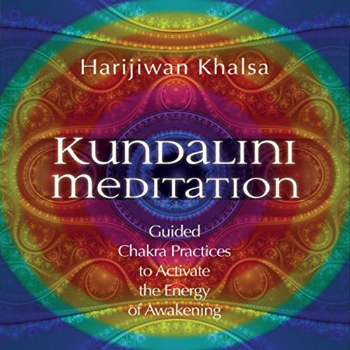 Kundalini Meditation audiobook cover art