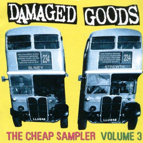 The Cheap Damaged Goods Sampler Vol.3