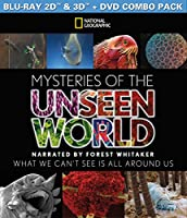Mysteries of the Unseen World [Blu-ray]