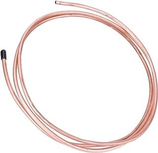 LANTRO JS - 2m C1100 T2 Kopparrör Mjukt spolrör för luftkonditionering kylskåp OD 6mm/ID 4.8mm