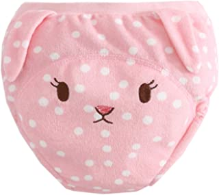 Zegoo Toddler Boys Girls Training Pants Underwear Comfortable Soft Cotton 1 Pack
