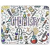 Mausepad Chemie-Wissenschafts-Mausunterlage Mousepad Mauspad Lehrer-Student Uni Desk Computer Gift 22x18cm