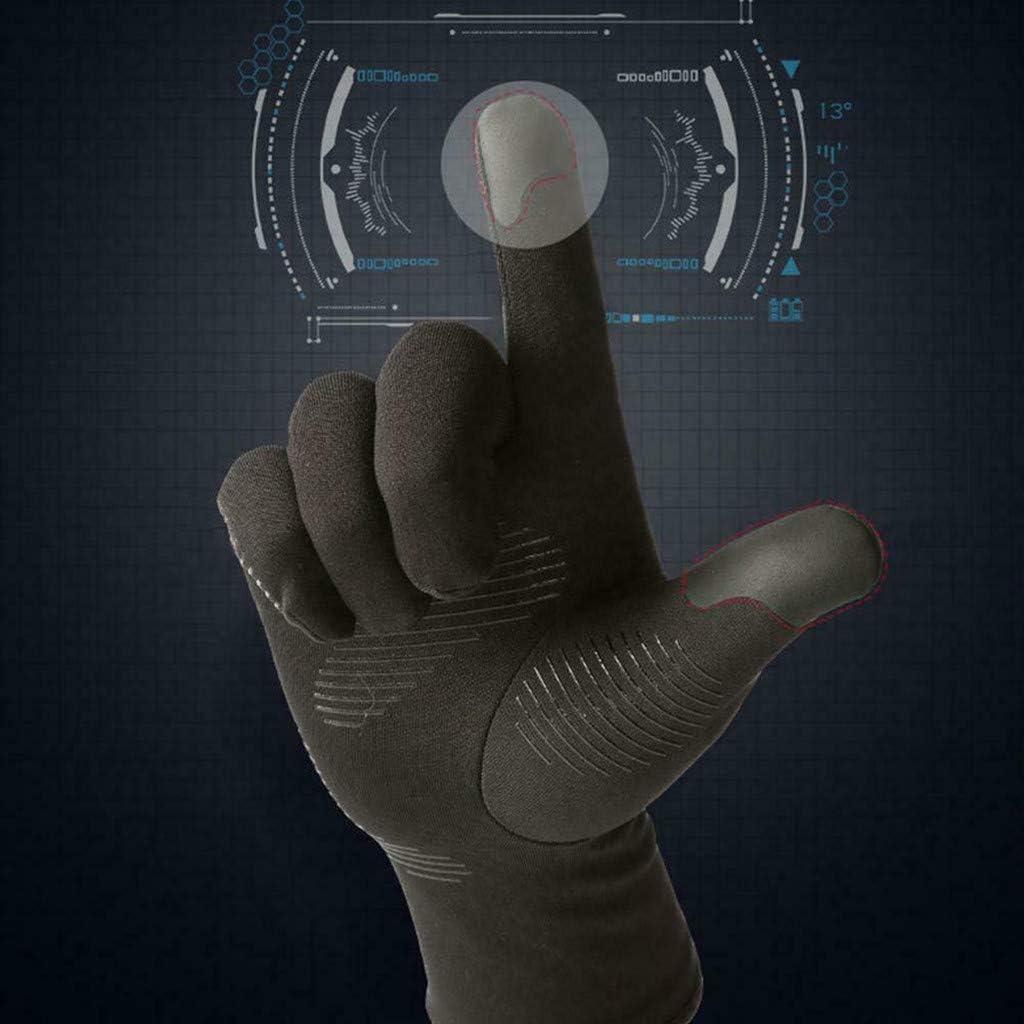 INLLADDY Touchscreen Handschuhe Touch Gloves Smartphone Winterhandschuhe Radhandschuhe rutschfest f/ür Radfahren Motorradfahren Wandern Outdoor Aktivit/äten f/ür Damen und Herren