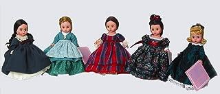 Madame Alexander FAO Schwarz Special Edition Little Women Set of 5 Dolls