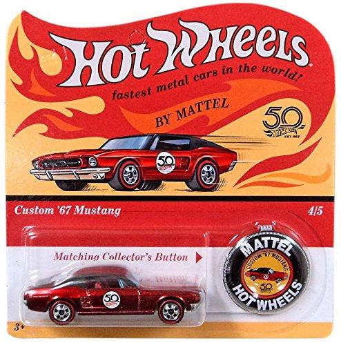 Hot Wheels 2018 50th Anniversary Originals 4/5 - Custom