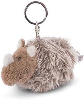 NICI 46646 Sleutelhanger Wooly-Rhino Ellinor, bruin, 10cm