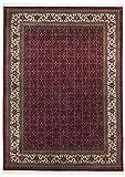 Theko Orient Teppich BIDJAR rot Grösse 70 x 140 cm