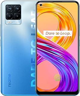 Realme 8 Pro (RMX3081)(RAM 6GB + ROM 128GB) 4G / 6.4型 1億画素4眼カメラ 4500mAh大容量バッテリー 50W急速給電 SIMフリースマートフォン本体 (グローバル版) Infinite ...