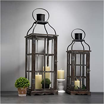 CTW Home Collection CTW Lantern Multi 400086