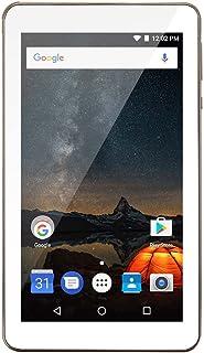 Tablet Multilaser M7S Plus Quad Core Câmera Wi-Fi 1 Gb De Ram Tela 7 Pol. Memória 8Gb Dourado - NB276