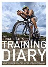 The Triathlete's Training Diary: Your Ultimate Tool for Faster, Stronger Racing, 2nd Ed. best Triathlon Books