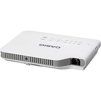 CASIO XJ-A257 - Proyector LED, blanco: Casio: Amazon.es: Electrónica