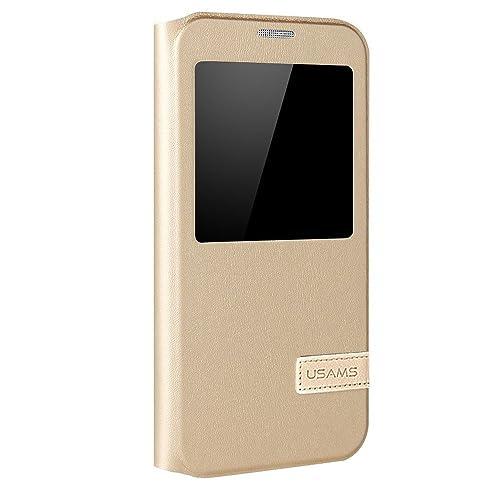 reputable site 25130 53ce0 Samsung Galaxy S7 Flip Cover: Amazon.com