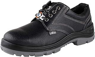 Acme Asics Leather Safety Shoes (Size-39)