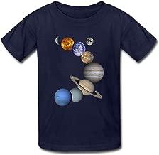 Spreadshirt Solar System Planets Astronomy Kids' T-Shirt