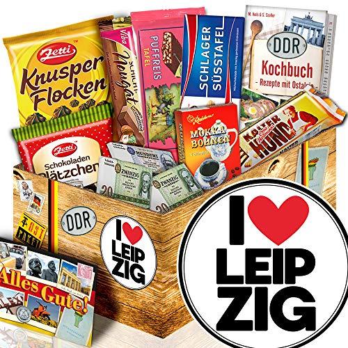 I love Leipzig - Geschenke zu Leipzig - Ossi Schokolade