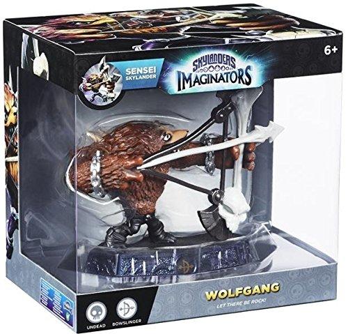 Skylanders Imaginators - Personaggi Sensei: Wolfgang