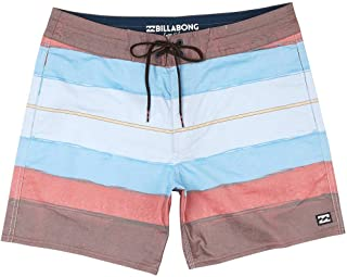 BILLABONG 男士 Stringer 树脂 Lt 游泳短裤