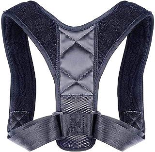 Posture Corrector, Adjustable Back Posture Support Brace for Men and Women, Upper Back Brace Correction for Your Upper Bac...