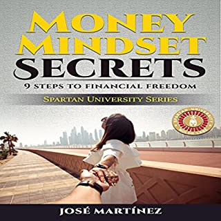 Money Mindset Secrets: 9 Step to Financial Freedom cover art
