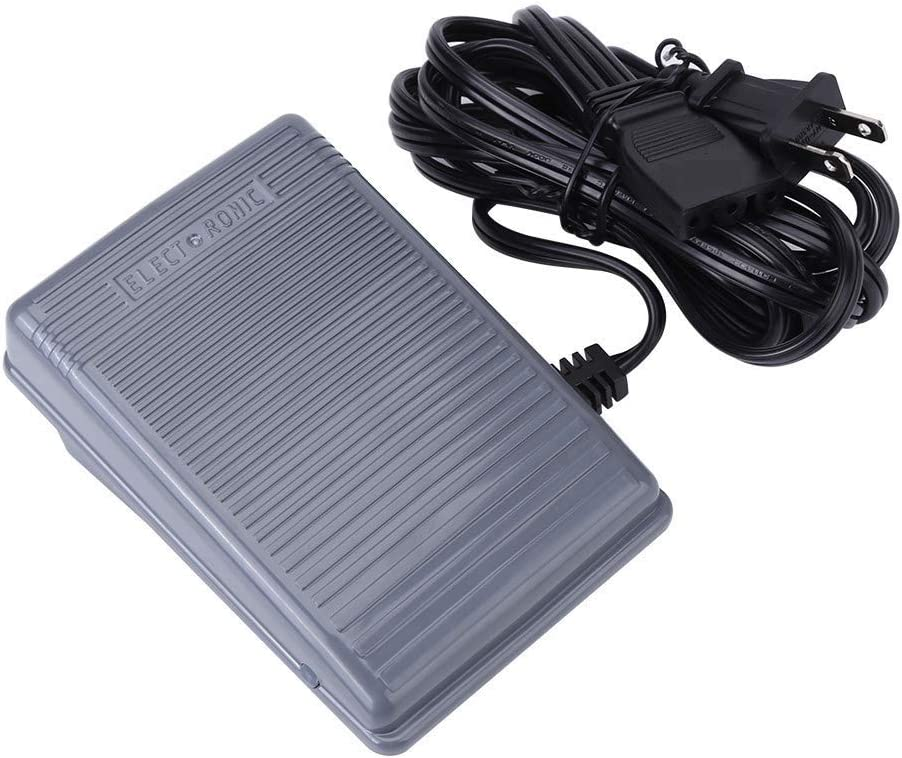 Foot Controller New sales Pedal Max 71% OFF Cord Sewing for Parts Singer Machine US