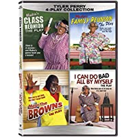 Tyler Perry 4-Play Collection (DVD)