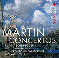 Martin: Concertos, Vol. 2 by Willi Zimmermann (2009-02-10)