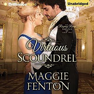 Virtuous Scoundrel audiobook cover art