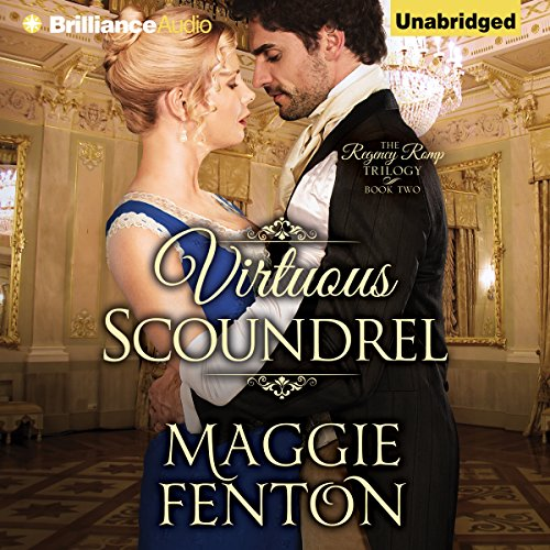 Virtuous Scoundrel audiobook cover art