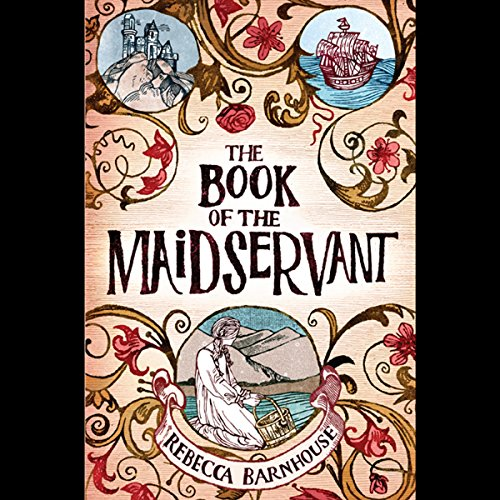 The Book of the Maidservant audiobook cover art