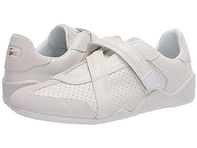 Lacoste Hapona Strap 120 1 (Off-White/Off-White) Women