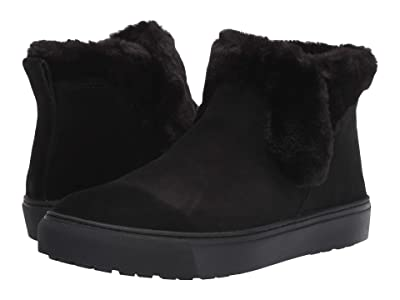 Cougar Duffy Waterproof (Black Suede) Women