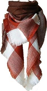839fd0e6 Amazon.es: bufanda manta - Marrón