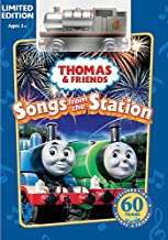 Thomas and Friends Songs from the Station with Wooden Train Bonus Pack
