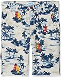 Mayoral 3274 Pantalones Cortos de Uniforme, Gris (Gris Claro), 5 años (Tamaño del Fabricante:5) para Niños